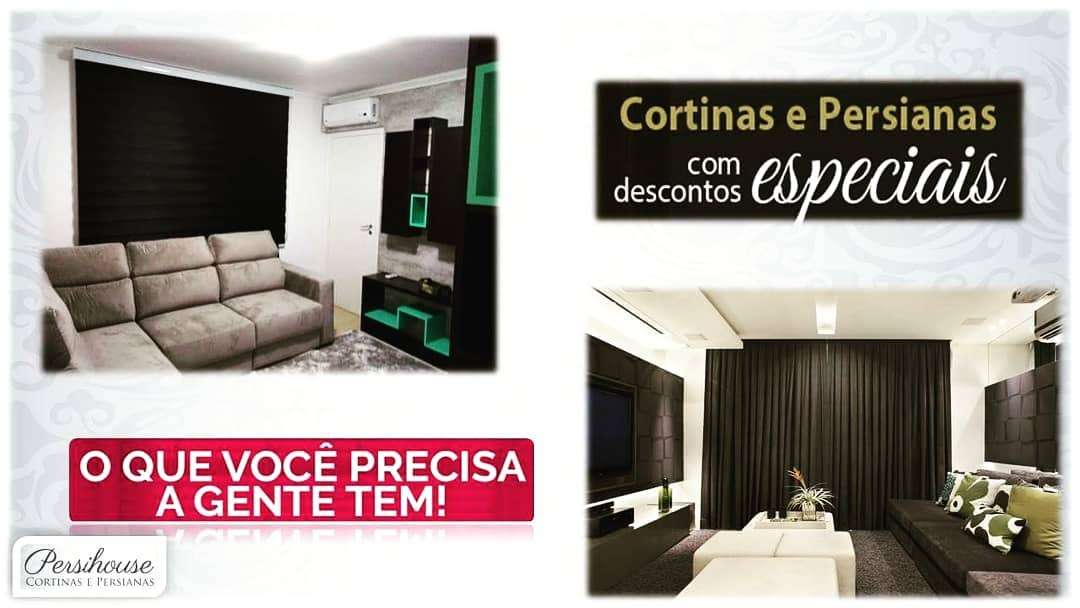 PersiHouse Cortinas e Persianas